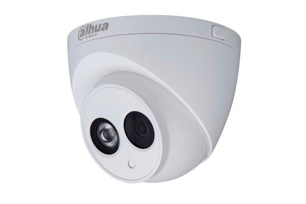Камера видеонаблюдения со звуком Dahua DH-IPC-HDW4421EP-AS