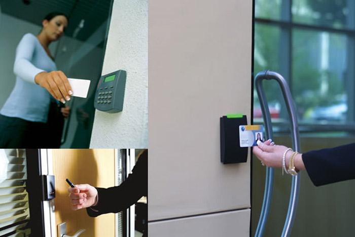 Пример системы контроля доступа