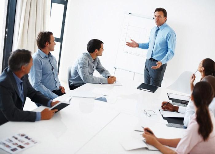 Обучение персонала на предприятии