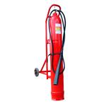 Огнетушитель углекислотный ОУ 40: технические характеристики устройства