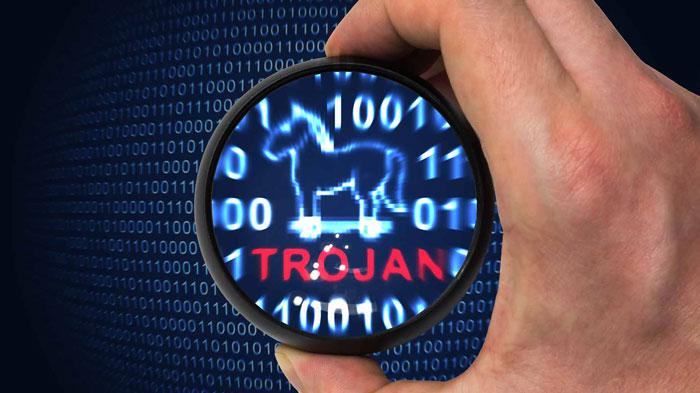 Своевременная проверка компьютера на вирусы или трояны