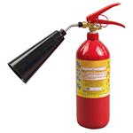 Углекислотный огнетушитель ОУ-1: технические характеристики и принцип действия прибора