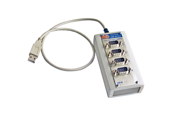 USB преобразователь для проводной системы видеонаблюдения через компьютер