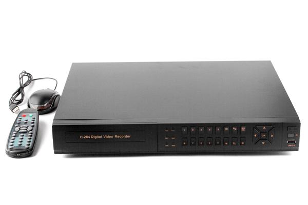 Видеорегистатор для видеонаблюдения через ПК