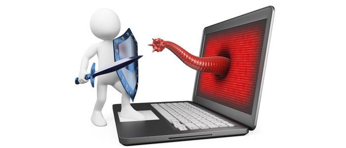 Защита от вирусов на комппьютере
