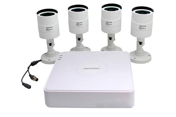 Комплект видеонаблюдения Hikvision Turbo HD DS-J142I 4OUT