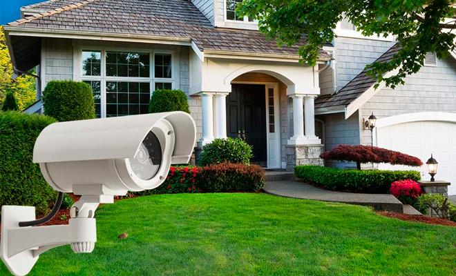 Камеры видеонаблюдения для дома эффективный вариант охраны
