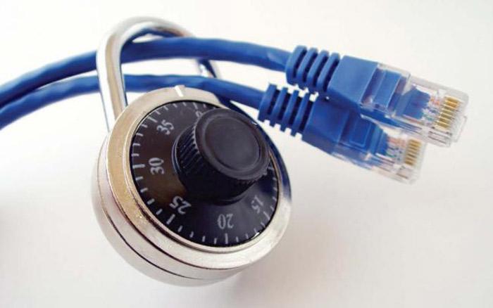 Защита информатии в сети