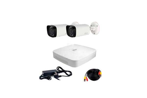Уличный комплект видеонаблюдения Dahua HDCVI-2W PRO KIT