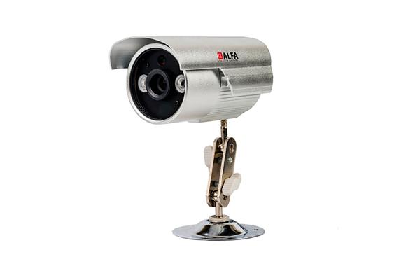 Уличная камера видеонаблюдения Alfa Agent 007 LED