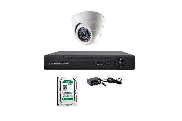 Комплект видеонаблюдения CoVi Security ADH-1D KIT