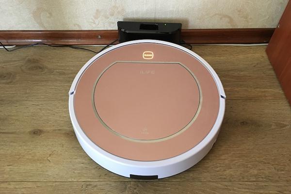Робот пылесос ILIFE V7s Pro
