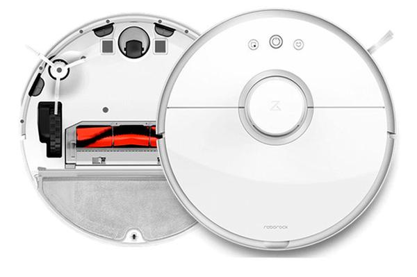 Робот пылесос Xiaomi Roborock S5