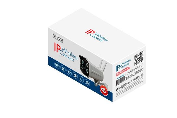 Антивандальная камера видеонаблюдения HWB-1033X