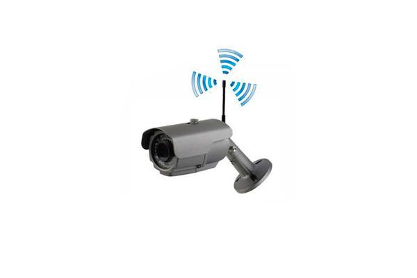 Антивандальная беспроводная камера для осуществления видеонаблюдения по радиоканалу