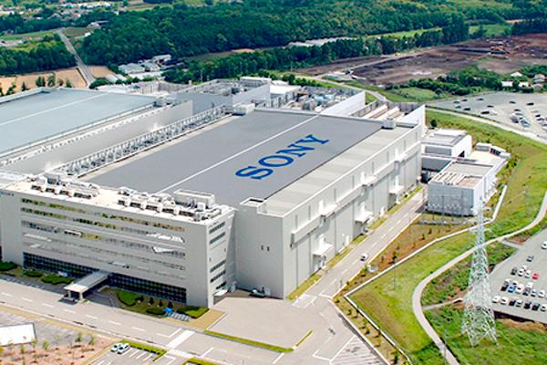 Завод Sony