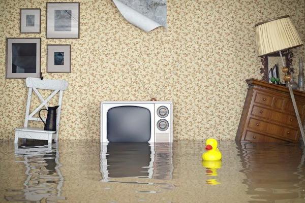Датчик протечки для предотвращения затопления квартиры
