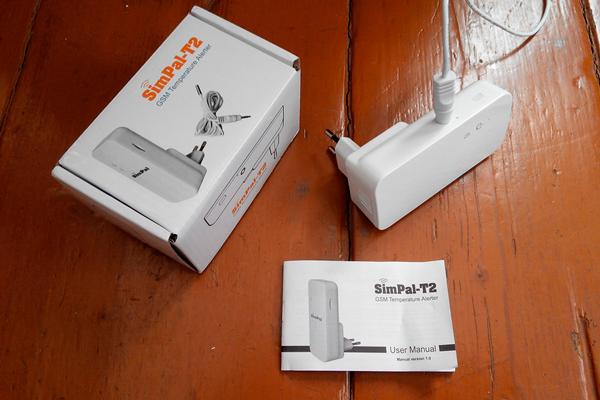 GSM-датчик температуры SimPal-T2