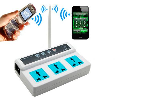 Умная GSM-розетка 3X Smart Security