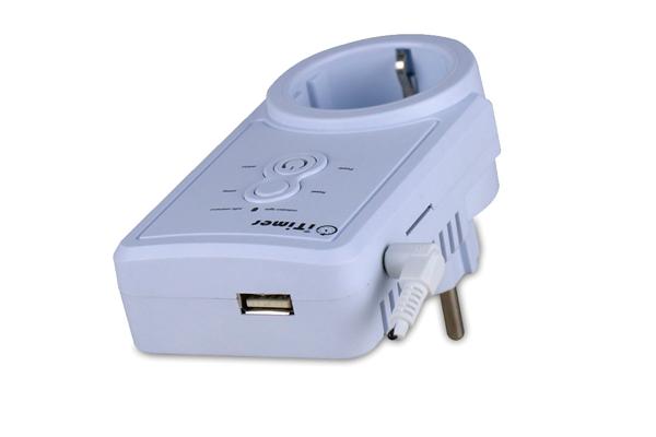 Smart-розетка GSM-типа iTimer II