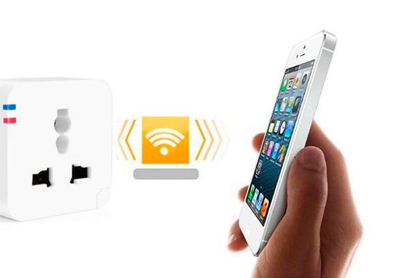 Умная Wi-Fi Smart-розетка Smart Plug