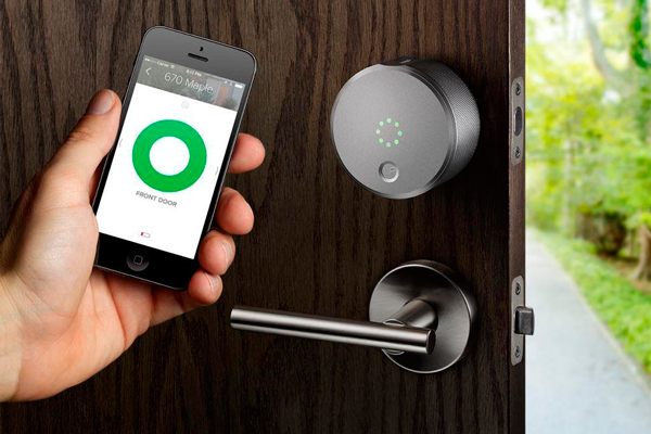 Умный замок August Smart Lock Pro + Connect