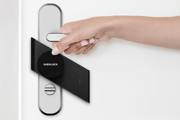 Умный замок Xiaomi Sherlock M1 Smart Lock