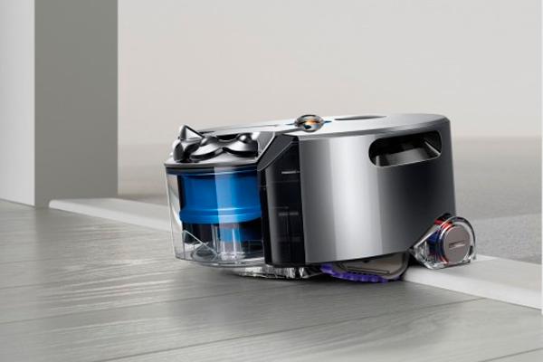 Роботизированный пылесос для шерсти Dyson 360 Eye