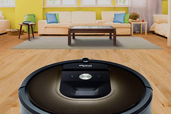 Роботизированный пылесос iRobot Roomba 980