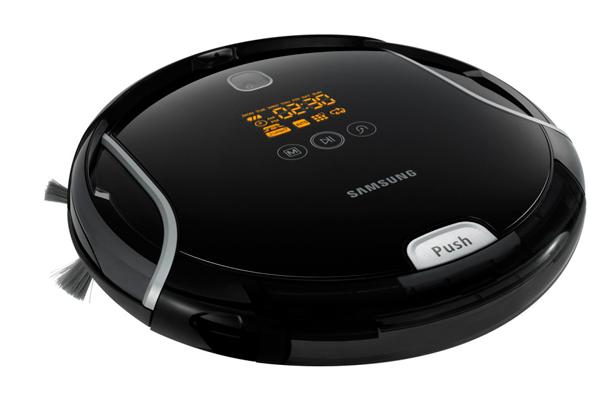 Роботизированный пылесос Samsung NaviBot SR8980