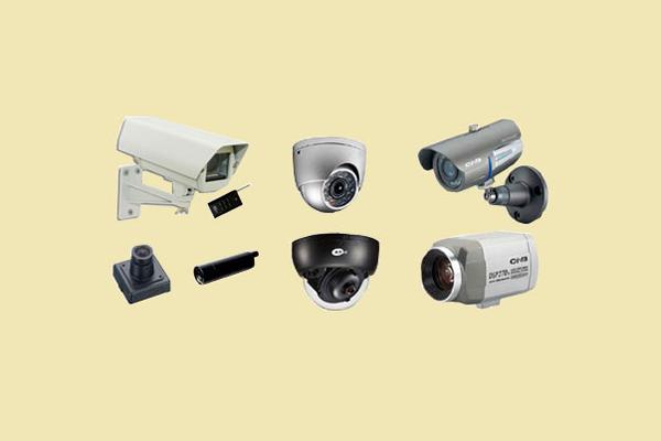 Камеры видеонаблюдения для СОТ