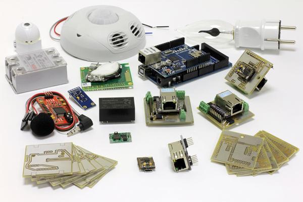 "Датчики и компоненты ""Умного дома"" на базе Arduino"