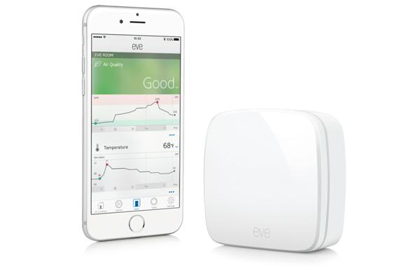 Система климат-контроля Elgato-Eve к умному дому Apple Home Kit