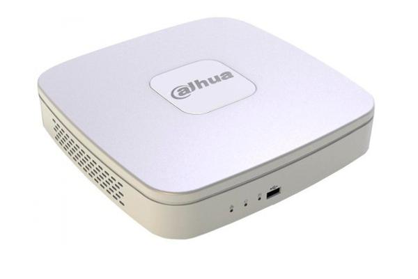 Компактный видеорегистратор Dahua DH-DVR2104C-W