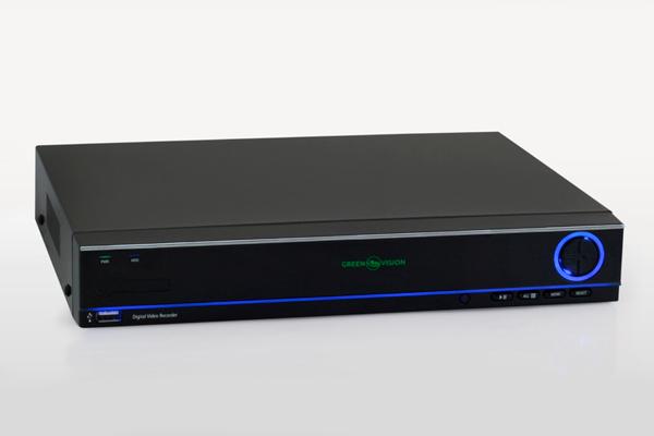 4-х канальный видеорегистратор Green Vision GV-R-M 7604EH