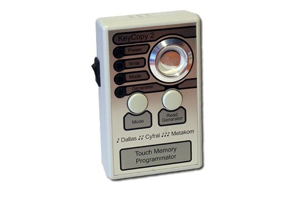 Дубликатор контактного типа Key Copy 2