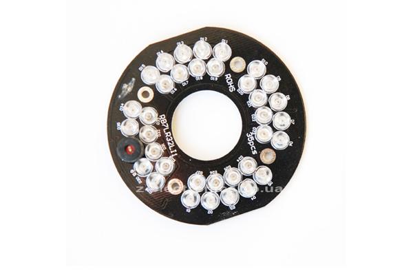 ИК-подсветка для камеры видеонаблюдения