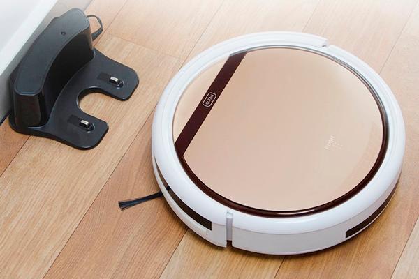 Автоматическая зарядка роботизированного пылесоса iLife v5s PRO