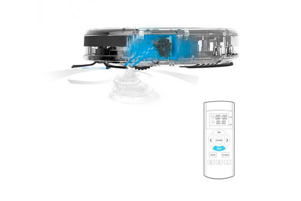 Управление роботом-пылесосом iLife v5s PRO с помощью пульта