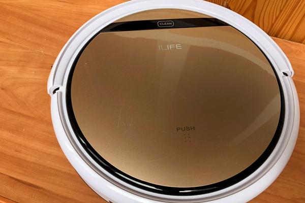 Внешний вид робота-пылесоса iLife v5s PRO