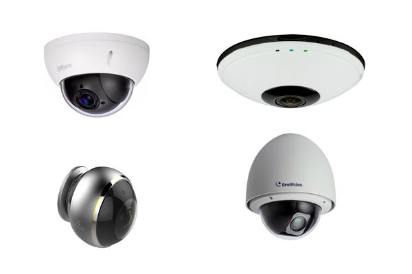 Популярные модели камер видеонаблюдения с записью в память