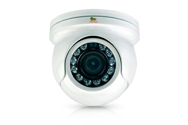 Компактная AHD-камера видеонаблюдения Partizan CDM-223S-IR Metal HD 4.3