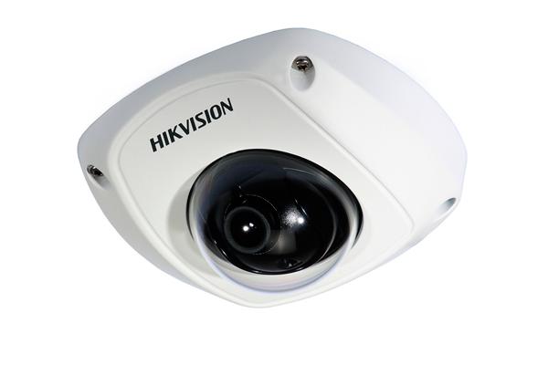 Камера видеонаблюдения с микрофоном Hikvision DS-2CD2532F-IS