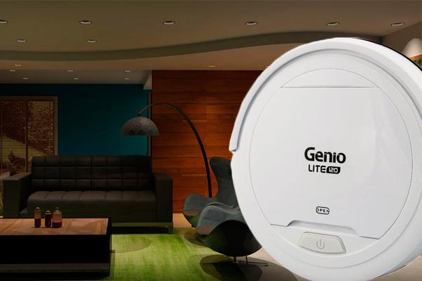 Робот-пылесос для уборки небольших помещений Genio-lite-120
