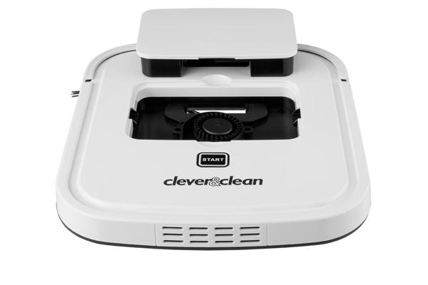 Роботизированный пылесос CLEVER&CLEAN SLIM-SERIES VRPRO 02