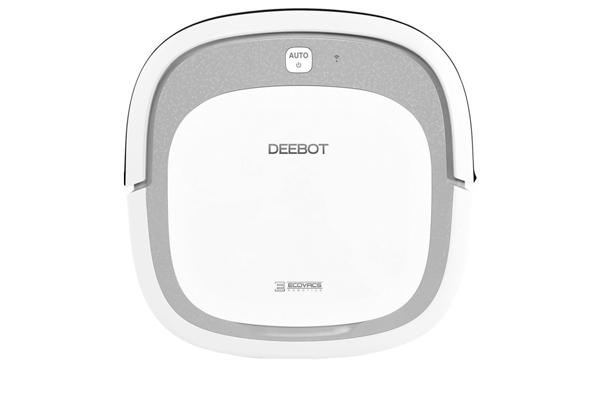 Робот-пылесос с влажной уборкой Ecovacs DeeBot Slim 2