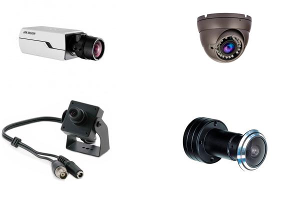 Камеры для видеонаблюдения в квартире