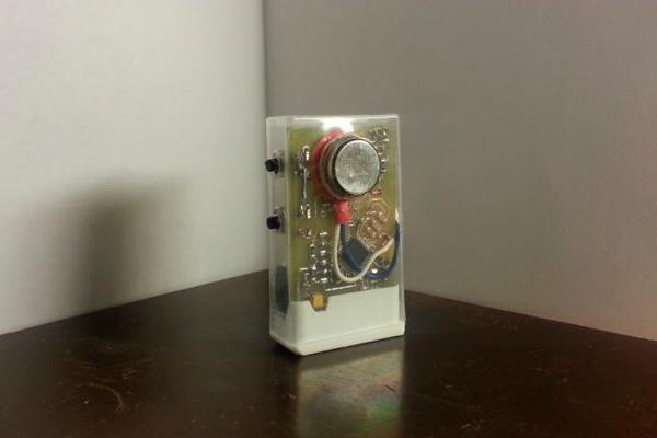Эмулятор для домофонных ключей