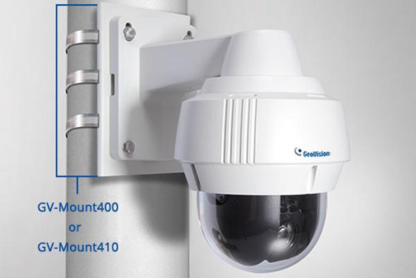 Антивандальная камера видеонаблюдения Geovision GV-IP SD2301