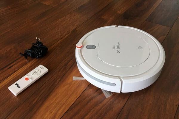 Комплектация робота-пылесоса Clever Panda iPlus X500pro